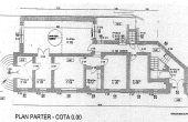 Constantin Noica 159 spatii de birouri de inchiriat Bucuresti central poza plan etaj