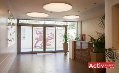 Domus 2 inchiriere spatii de birouri Bucuresti central imagine interior