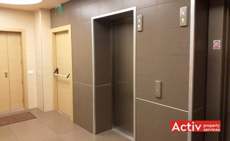 Domus 2 spatii de birouri Bucuresti central imagine acces lift