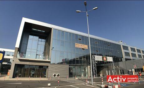The Market inchiriere spatii de birouri Bucuresti est poza fatada