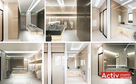 H Victoriei 109  birouri de inchiriat Bucuresti central colaj cadru interior