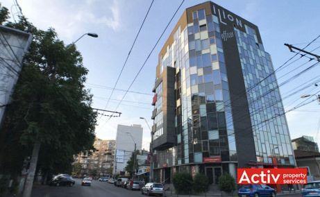 Ilion Offices birouri de vanzare Bucuresti zona centrala Foisorul de Foc imagine cladire