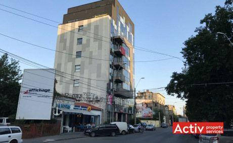 Ilion Offices spatii de birouri de vanzare Bucuresti central Obor imagine cale de acces