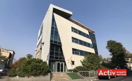 Serban Voda 90-92 spatii de birouri de vanzare Bucuresti central imagine cladire