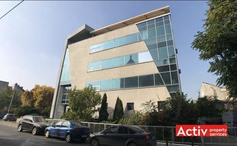 Serban Voda 90-92 spatii de birouri de vanzare Bucuresti central vedere cladire