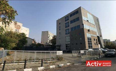 Serban Voda 90-92 spatii de birouri de vanzare Bucuresti central imagine acces cladire