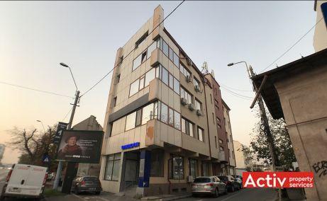 Plevnei 172 birouri de inchiriat Bucuresti central imagine cladire
