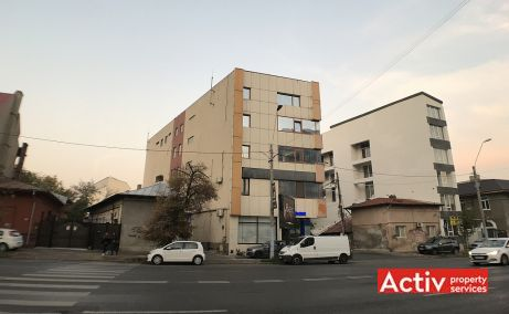 Plevnei 172 birouri de inchiriat Bucuresti central vedere cladire