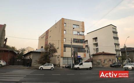 Plevnei 172 birouri de vanzare Bucuresti central vedere cladire