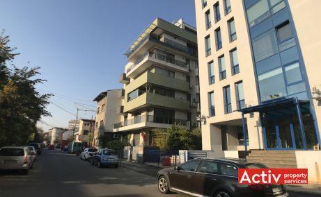 Agricultori 33 inchiriere spatiu de birouri Bucuresti central imagine acces cladire