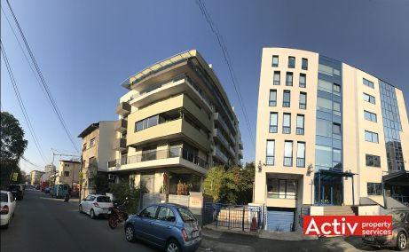 Agricultori 33  spatiu de birouri de inchiriat Bucuresti central panorama cladire