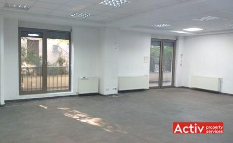 Agricultori 33 spatiu de birouri Bucuresti central vedere interior