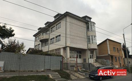 Bucurestii Noi 233B spatii de birouri de inchiriat Bucuresti vest imagine cladire