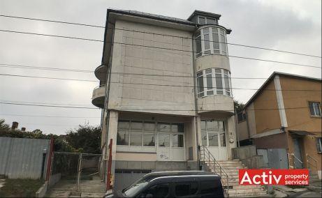 Bucurestii Noi 233B inchiriere spatii de birouri de inchiriat Bucuresti vest vedere cladire
