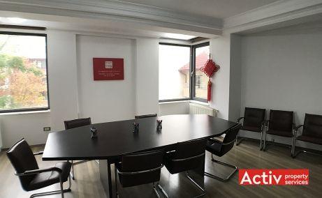 Nicolae Caramfil 75B birouri de inchiriat Bucuresti nord poza interior