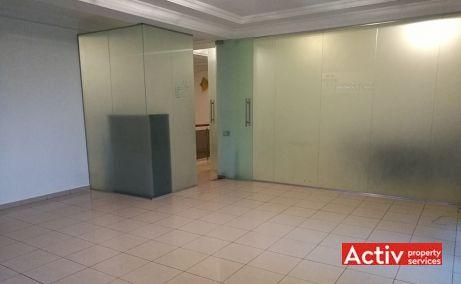 Nicolae Caramfil 75B inchiriere spatii de birouri Bucuresti nord vedere spatiu interior