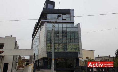 Mihai Bravu 255 spatii de birouri de inchiriat Bucuresti central vedere amplasament