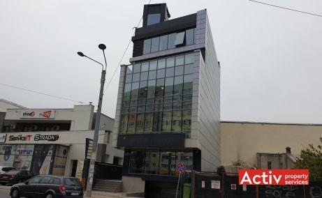 Mihai Bravu 255 spatii de birouri de inchiriat Bucuresti central poza cladire