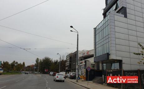 Mihai Bravu 255 spatii de birouri Bucuresti central imagine laterala