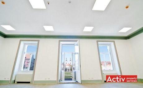Unirii 13 spatii de birouri Timisoara central vedere interior