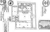 Hristache Pitaru 13-15 inchiriere spatii de birouri Bucuresti nord plan etaj