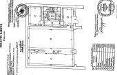 Hristache Pitaru 13-15 spatii de birouri de inchiriat Bucuresti nord plan etaj