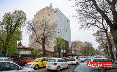 Floreasca 60 spatii de birouri de inchiriat Bucuresti central poza cale de acces