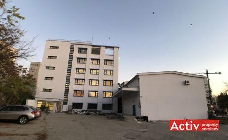 Dealul Spirii Business Center inchiriere spatii de birouri Bucuresti vest imagine spate