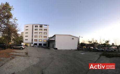 Dealul Spirii Business Center spatii de birouri Bucuresti vest poza cladire