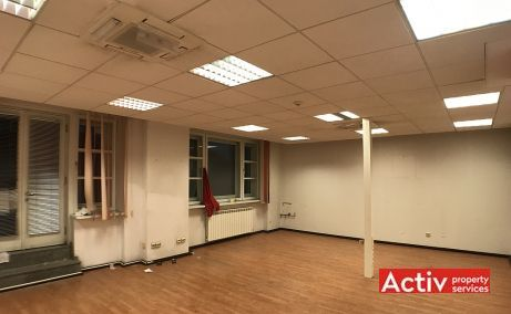 Dealul Spirii Business Center inchiriere spatii de birouri Bucuresti vest vedere interioara