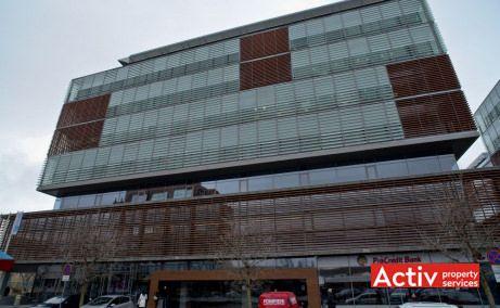 City Business Center birouri de închiriat Timișoara imagine fațadă