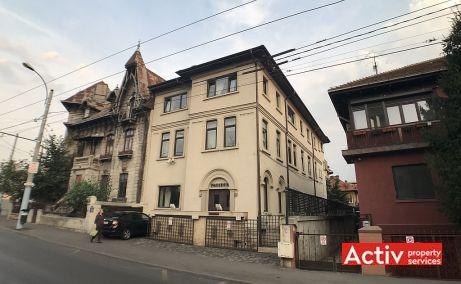 Constatin Noica 159 vanzare spatii de birouri Bucuresti centru poza frontala