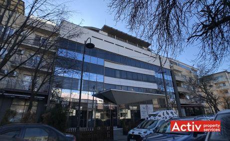 Calea Floreasca 91-111 inchiriere birouri Bucuresti nord imagine acces