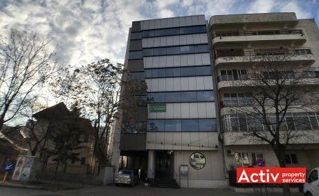 Clucerului 35 birouri de vanzare  Bucuresti nord imagine cladire