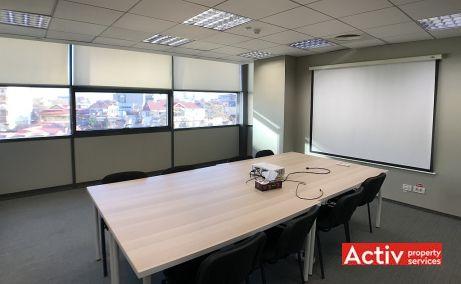 Gheorghe Titeica 121C spatii de birouri de inchiriat Bucuresti nord  imagine sala meeting