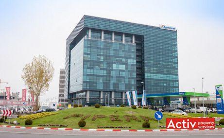 Cubic Center închirieri spații birouri București nord, vedere generală