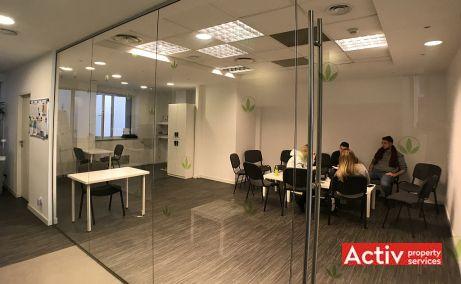 Academiei 29 spatii de birouri de inchiriat Bucuresti central vedere spatiu interior