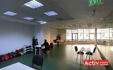 Academiei 29 birouri de inchiriat Bucuresti central vedere spatiu interior