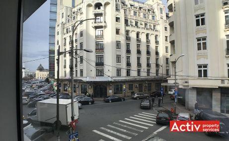 Academiei 29 spatii de birouri de inchiriat Bucuresti central imgine frontala