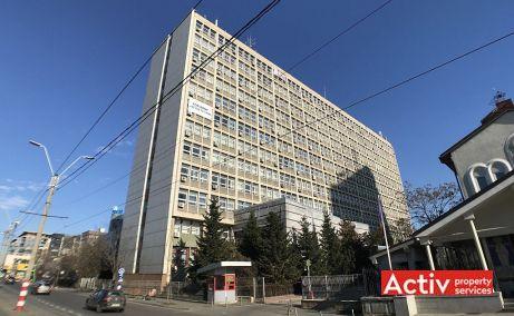 Lacul Tei Offices cladire de birouri de inchiriat Bucuresti nord imagine laterala