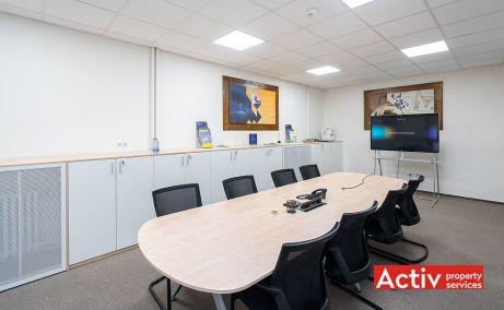 Lacul Tei Offices cladire de birouri de inchiriat Bucuresti nord imagine sala meeting