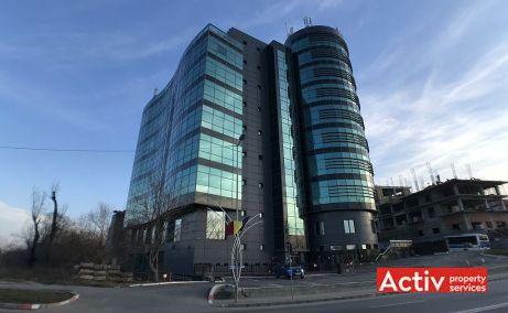 Construdava birouri de inchiriat Bucuresti nord imagine cladire