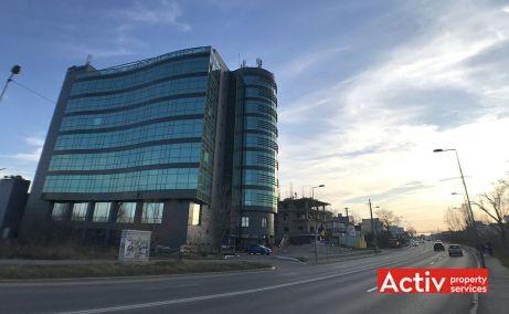 Construdava birouri de inchiriat Bucuresti nord poza laterala
