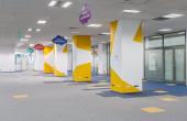 Construdava birouri de inchiriat Bucuresti nord vedere spatiu interior