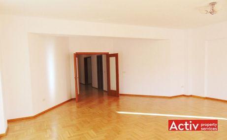 Ceasornicului 3-7 spatii de birouri de inchiriat Bucuresti nord vedere spatiu interior