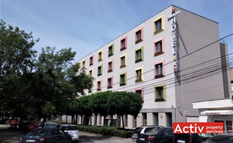 Hotel Check Inn birouri de vanzare Timisoara central imagine laterala