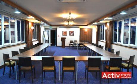 Hotel Check Inn birouri de vanzare Timisoara central vedere spatiu interior