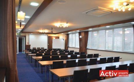 Hotel Check Inn birouri de vanzare Timisoara central vedere spatiu meeting