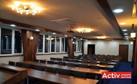 Hotel Check Inn cladire de birouri de vanzare Timisoara central vedere spatiu meeting