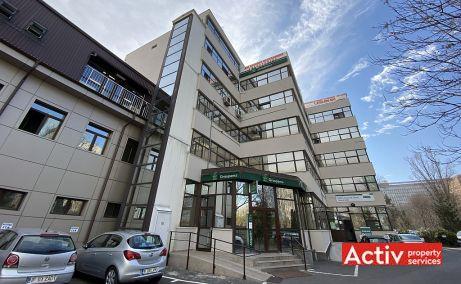 Plevnei 139 birouri de inchiriat Bucuresti vest acces imobil